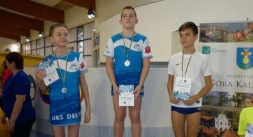 Worek mikołajkowych medali dla Delfina