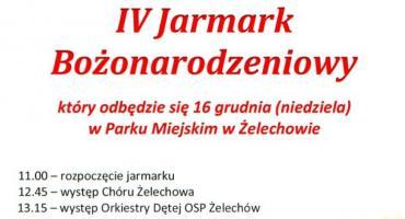 IV Jarmark Bożonarodzeniowy w Żelechowie