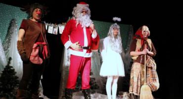 Gdzie jest Mikołaj? Ostatni w tym roku Artystyczny poranek w CSiK