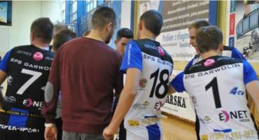 SPS 4 CV Garwolin wycofał się z  rozgrywek ligowych