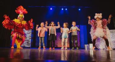Skrzydlaty odlot Teatru Kultureska – trwa sprzedaż biletów