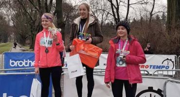 Noworoczne zwycięstwo Emilii Mazek