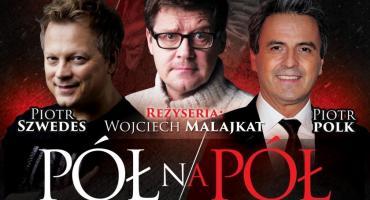 """Spektakl """"Pół na pół"""" w Garwolinie – prapremiera w Polsce"""