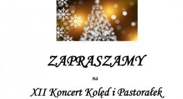 XII Koncert Kolęd i Pastorałek w Żelechowie