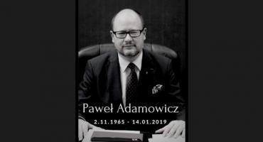 Msza żałobna w Garwolinie w intencji prezydenta Adamowicza