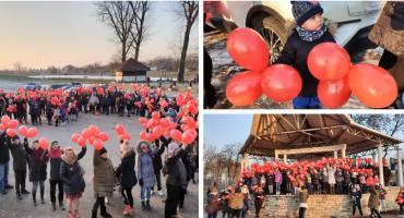 Garwolin: Zrobili wielkie Serce dla Jurka Owsiaka
