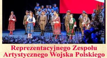 Koncert Reprezentacyjnego Zespołu Artystycznego Wojska Polskiego w Górznie