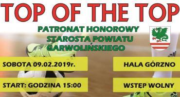 Turniej piłki nożnej halowej TOP OF THE TOP – Górzno 2019