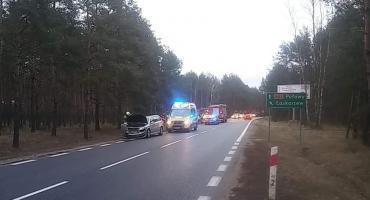 Wypadek na DW 801