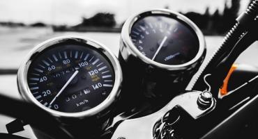 Wypadek – motocyklista w szpitalu