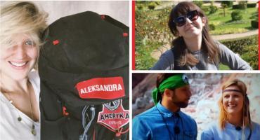 Aleksandra Domańska dla Karoliny – licytuj plecak zwyciężczyni Ameryka Express