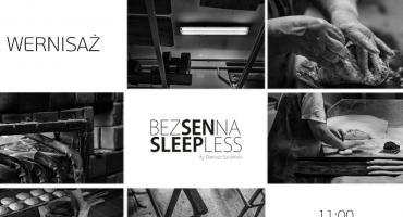 Bezsenna - warszawski wernisaż wystawy fotograficznej Dariusza Szubińskiego