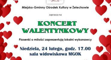 Koncert Walentynkowy w Żelechowie
