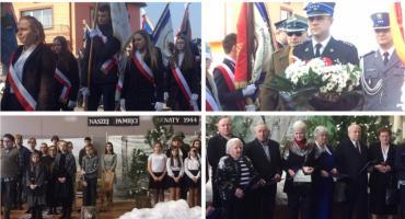 Wanaty 75 lat po tragedii – upamiętnili bestialsko zamordowanych mieszkańców wsi (video)