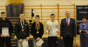 XXIV Otwarty Turnieju Tenisa Stołowego o Puchar Burmistrza Żelechowa