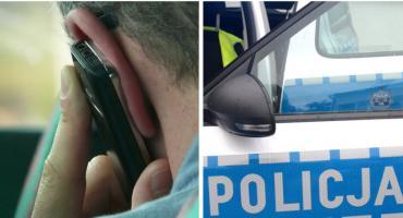 Oszuści podają się za policjantów lub funkcjonariuszy CBŚ