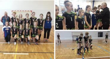 Dziewczęta z Wilkowyi Mistrzyniami Regionu!