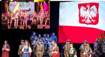 Koncert Reprezentacyjnego Zespołu Artystycznego Wojska Polskiego w Garwolinie