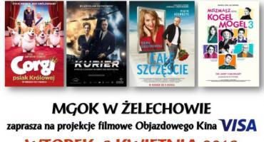 Objazdowe kino Visa w Żelechowie