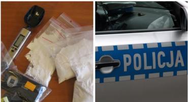 Narkotyki w powiecie – Policja zatrzymała 4 osoby