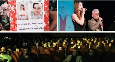 Koncert charytatywny dla Karoliny – zebrali 3001 zł