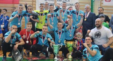 MOW Borowie piłkarskim mistrzem Polski!