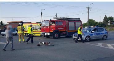 Śmiertelny wypadek – nie żyje rowerzysta