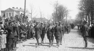 Tak w Garwolinie obchodzono 3 maja przed II wojną światową