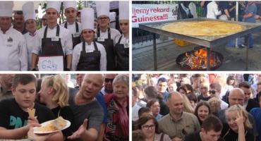 Mamy Rekord Guinnessa – Największy schabowy w Polsce powstał w Garwolinie
