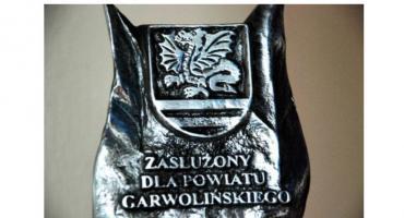 Otrzymają tytuł Zasłużony dla Powiatu Garwolińskiego 2018