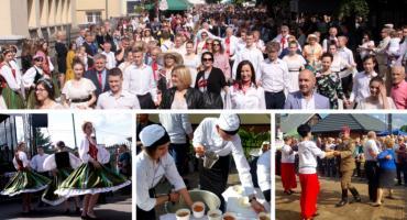 Starówka tętniła życiem – Kolejny Festiwal Tradycji i Kultury Garwolina (video)