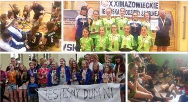 Sukces dziewcząt z Wilkowyi i wyjątkowe powitanie drużyny (video)
