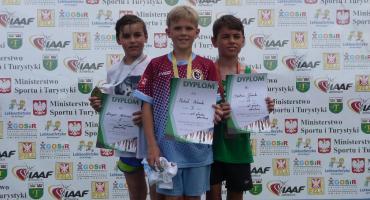 Zwycięstwa, medale i rekordy lekkoatletów GKS-u