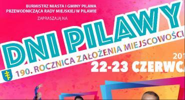 Dni Pilawy i 190. rocznica założenia miejscowości