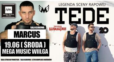 TEDE i Marcus w Mega Music Wilga