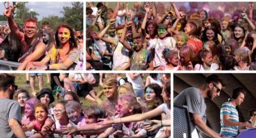 Holi Festival – Szaleństwo muzyki i kolorów w Garwolinie (video)