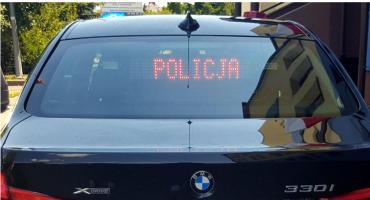 Prędkość, alkohol i sądowy zakaz – Policjanci zatrzymali 11 praw jazdy