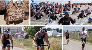 Piotr Saniawa wygrał VI Triathlon Garwoliński