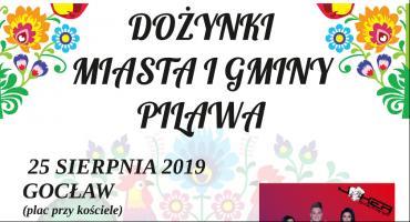Dożynki miasta i gminy Pilawa – Gwiazdą wieczoru Joker