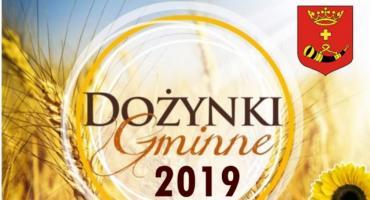 Gminne dożynki w Podłężu - program imprezy