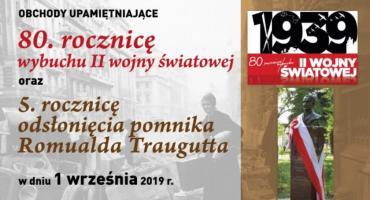 80. rocznica wybuchu II wojny światowej w Żelechowie - program obchodów
