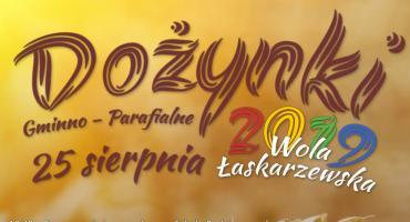 Gminno-Parafialne Dożynki w Woli Łaskarzewskiej pod patronatem prezydenta Andrzeja Dudy