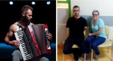 Witek Muzyk Ulicy zagra dla Krzyśka – Festyn charytatywny w Mega Music Wilga