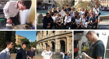 Z Miętnego do Włoch – Praktyki zawodowe w Spoleto