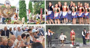 Święto plonów wMariańskim Porzeczu –Dożynki parafialno-gminne 2019