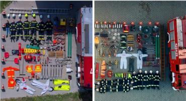 Strażacki Tetris Challenge w powiecie – OSP podejmują wyzwanie
