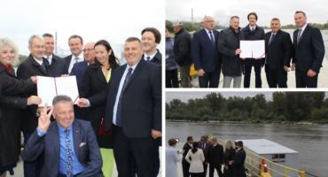 Budowa mostu na Wiśle – Dostaną 23,4 mln zł na projekt