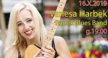 Vanesa Harbek i Radek Blues Band w GCAK – IV Noc Bluesowa w Sulbinach