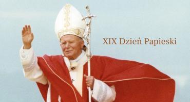 Koncert i film na Dzień Papieski