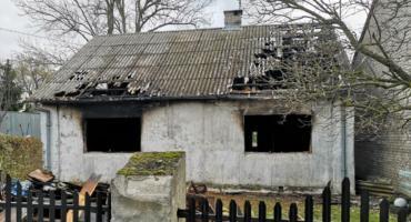 Pożar zabrał im mamę – Prośba o sąsiedzko-powiatową pomoc